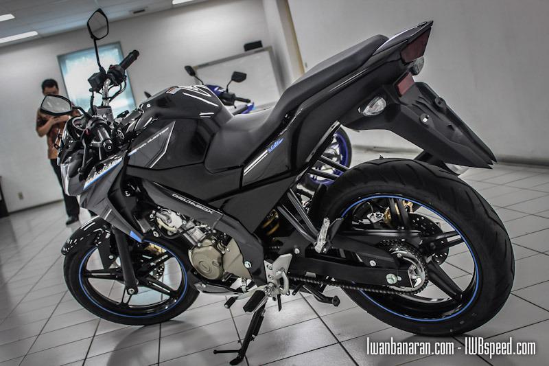 Spesifikasi Yamaha VIXION Lightning Terbaru 2015