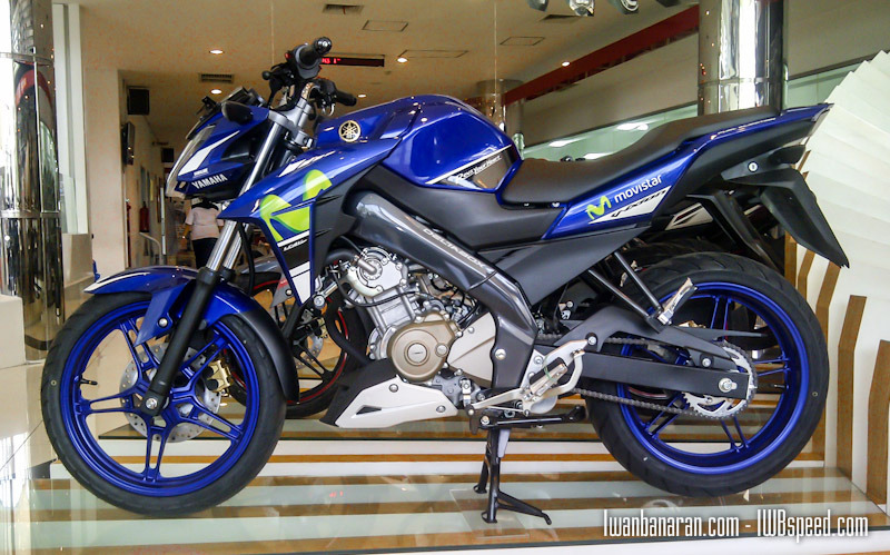 Yamaha New Vixion Terbaru