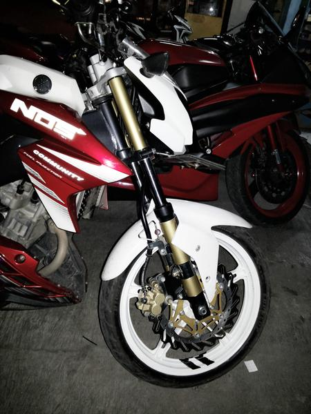 Cover Shock Motor Vixion