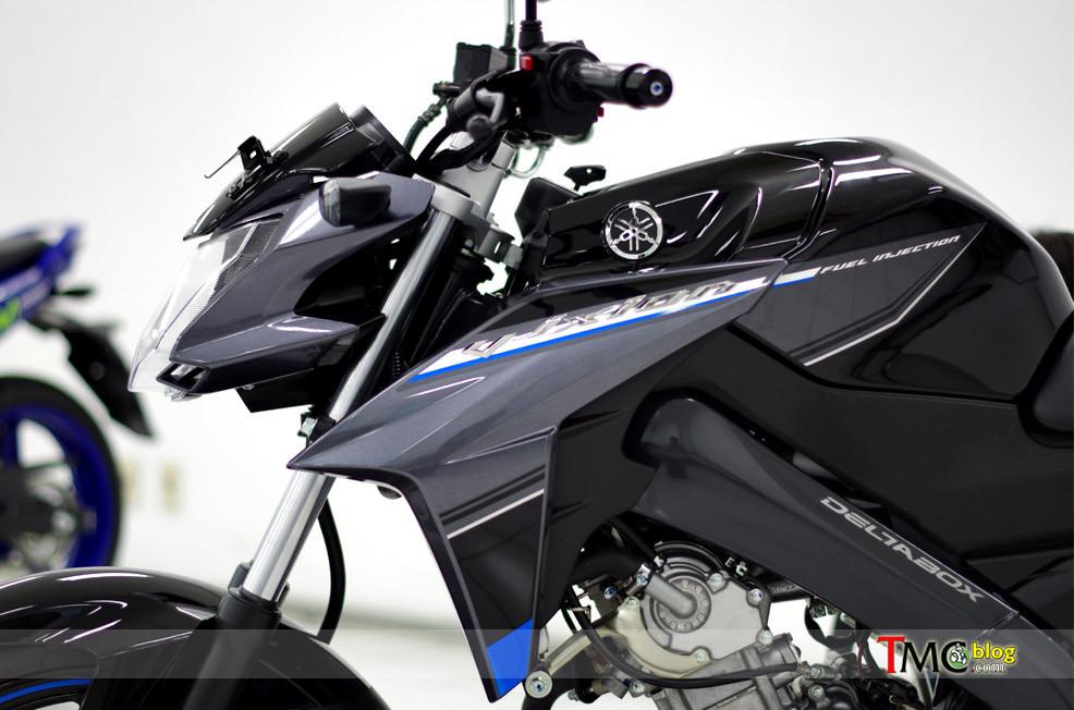 Perbedaan yamaha new vixion advance dan vixion lightning Advance motor