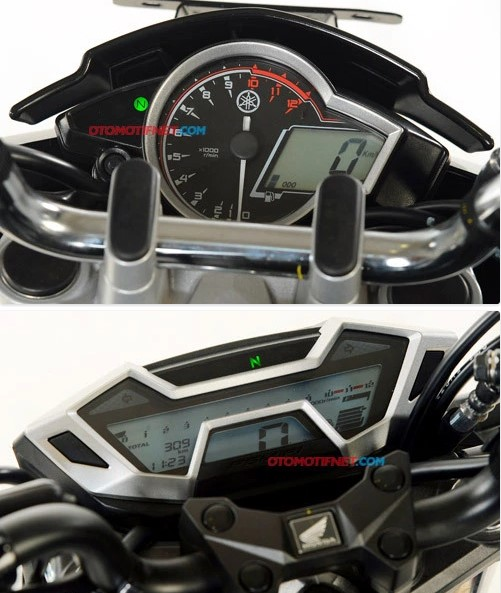 Speedometer new vixion dan all new cb 150 r