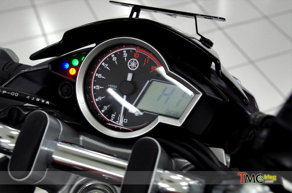 Speedometer new vixion keren