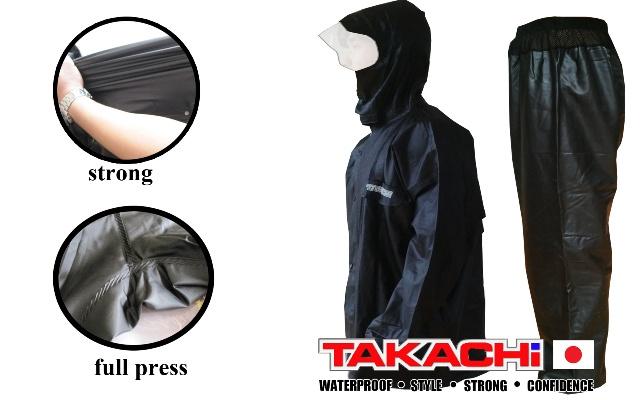 Jas Hujan Takachi