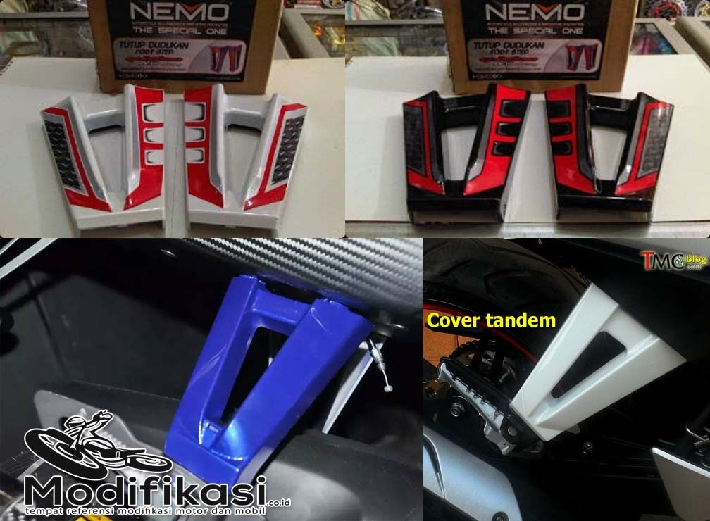 Jual-Cover-tandem-bracket-footstep