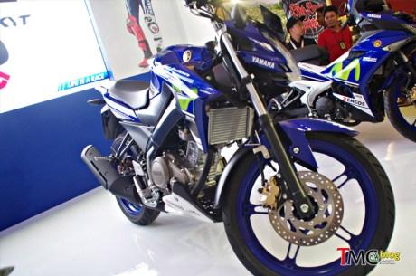 New Vixion Movistar MotoGP