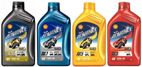 Shell-advance-4t