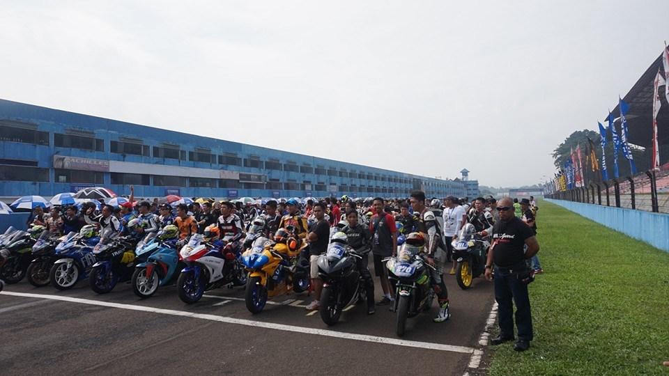 sunday race sentul
