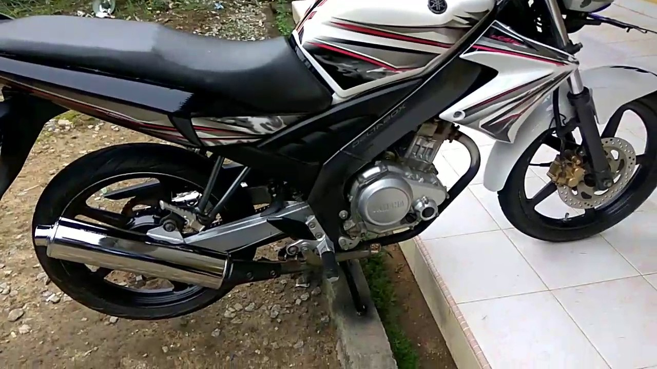 Download Koleksi 90 Modif Vixion Knalpot Fu Terunik